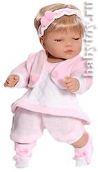 Rauber Кукла Агата в розовом, 36 см